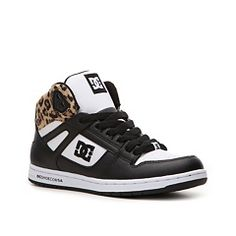 Shop  DC Shoes Rebound High-Top Skate Sneaker - Womens