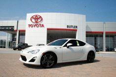 Just Arrived at Butler Toyota in Macon