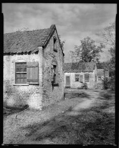 Boone-Hall-brickwork-Mount-Pleasant-SC-South-Carolina-Architecture-South-1938-1