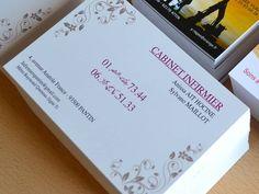 Carte De Visite Grand Format Personnalisee 82x128