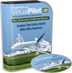 Real Flight Simulator Games - The Best Airplane Games Best Airplane Games, World Atlas Map, Flying Games, Private Pilot License, Life Flight, Youngstown State, Plane And Pilot, Microsoft Flight Simulator, Racing Simulator