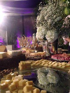 Mesa de quesos ...
