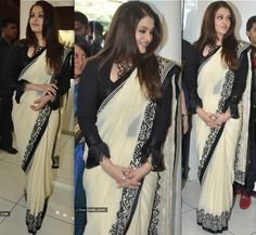 Aishwarya Rai Bachchan At Longines Store Launch, Hyderabad in Shahab Durazi