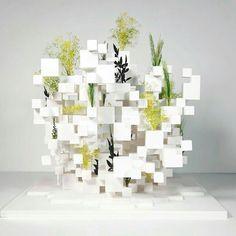 Sou Fujimoto | via Model Architecture
