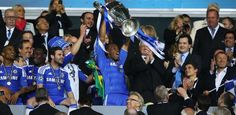 The last time Didier Drogba played Champions League football for Chelsea... #CFC