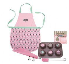Kit para cupcake - 27899032 : Forno e Fogão - Formas | Tramontina