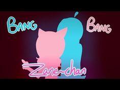 BANG BANG // Aphmau Meme (Zane~Chan) ♥ - YouTube Zane And Kawaii Chan, Zane Chan, Zane Aphmau, Demon Videos, Aphmau Memes, Baby Blue Aesthetic, Aphmau Fan Art, Voltron Ships, Bang Bang