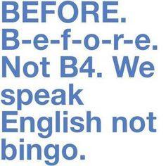 SMSから始まったtextingの略語文化が英語を劣化させているという意見が多い…