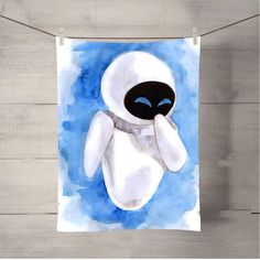 Eve Wall E Bath Towel Beach Towels