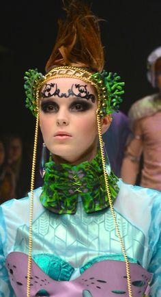 Melbourne Spring Fashion Week 2012