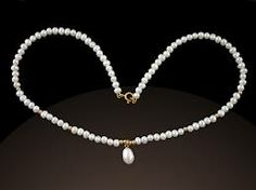 Mother of the bride - gift idea from Seoidin Handmade Design, Bride Gifts, Mother Of The Bride, Pearl Necklace, Pearls, Bridal, Jewelry, Ideas, Fashion