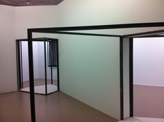Oscar Tuazon - sensory spaces @ Boijmans