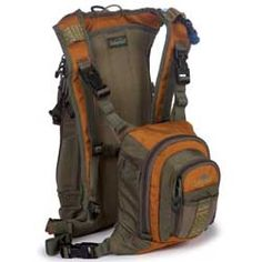 Fishpond Double Haul Chest/Backpack System - Fishwest