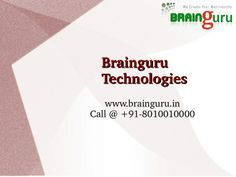Brainguru Technologies provide complete services for web based solutions including web design, offshore software development and entire internet marketing services with web hosting to engage our global clients.