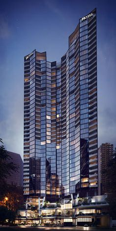 Inspired by iconic buildings from around the globe, a new Woods Bagot-designed mixed use building in Brisbane will bring a fresh new look and activated ground plane to 111 Mary Street.