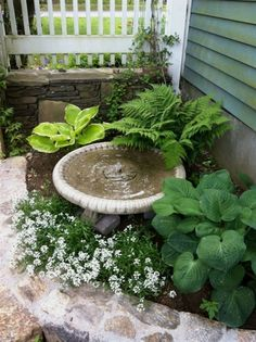 35 Front Yard and Backyard Landscaping Ideas For Beautiful Spring Garden - Homef. 35 Front Yard an Small Front Yard Landscaping, Backyard Landscaping, Landscaping Design, Deck Design, Landscaping Software, Florida Landscaping, Small Front Yards, Sloped Backyard, Corner Landscaping Ideas