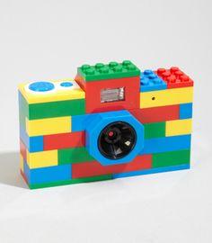 Digital lego Camera