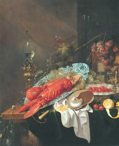 History as Seen through the Dutch Still-Life this realistic painting was a way the