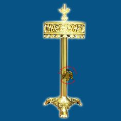 Orthodox Church Style Candelabrum Aluminum for Candles Greek Wedding, Irish Wedding, Unity Candle Songs, Church Candles, Church Fashion, Byzantine Art, Religious Icons, Art Store, History