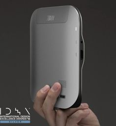 Projector | Thin, mini beam projector that weighs .9lbs. Airxel - INNOIO