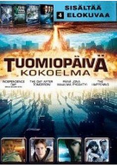 Tuomiopäivä kokoelma dvdbox 9.99€