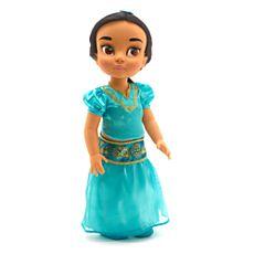 Princess Jasmine Animator Doll