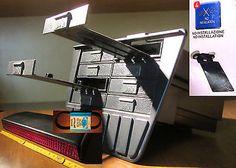 porta cassette + supporto antiscivolo auto + luce stop + cinghia trasmissione �20