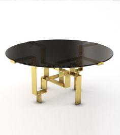 DLV Designs | Metropolis Dining Table