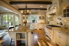Home Tour - Amazing Normandy style architecture (14 Photos)