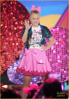 jojo siwa halo awards performance pics 09