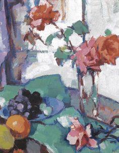 'Still Life' (ca.1920s)Samuel John Peploe, R.S.A.