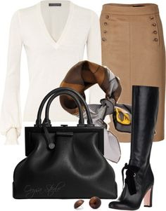 """Refinement"" by orysa on Polyvore"