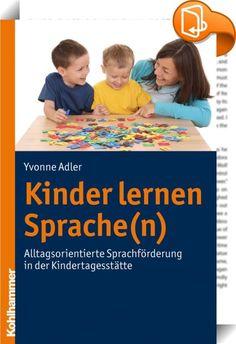Kinder lernen Sprache(n)    ::  Dieses Buch wendet sich an Erzieherinnen, die Sprachförderung in den Kindergartenalltag einbeziehen wollen. Es vermittelt grundlegende Kenntnisse über den Erwerb der Sprache durch die Kinder, wobei sich ein Kapitel mit dem Zweitspracherwerb der deutschen Sprache befasst. Strategien der Kinder und Lehrverhalten von Erwachsenen werden auf den unterschiedlichen Sprachebenen betrachtet. Auf der Grundlage aktueller Ergebnisse zum Spracherwerb, werden Möglichk...