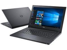 """Notebook Dell Inspiron 14 I14-3442-C40 Intel Core - i5 8GB 1TB LED 14"""" Placa de Vídeo 2GB Windows 10"""