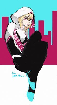 Spider-Gwen •rkgk