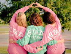 pink and green spirit jerseys #dzlove