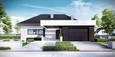 Projekt domu HomeKONCEPT-32 | HomeKONCEPT