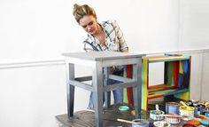 Пять способов перекрасить мебель: мастер-класс