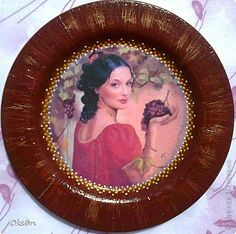 Декор предметов Декупаж Кракелюр Мозаика Парад тарелок Клей Скорлупа яичная Тарелки одноразовые фото 5