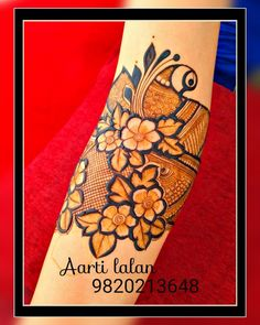Bridal henna elbow 70 Ideas for 2019 Peacock Mehndi Designs, Khafif Mehndi Design, Mehndi Designs 2018, Stylish Mehndi Designs, Dulhan Mehndi Designs, Wedding Mehndi Designs, Mehndi Design Pictures, Henna Designs Easy, Beautiful Mehndi Design