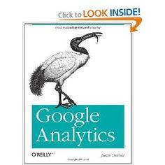 Google Analytics in da book.