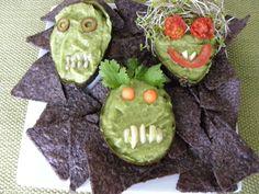 Spookamole Spooky Ghouls Recipe