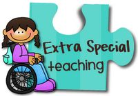 Extra Special Teaching - My very own sped blog! K-3 resource teacher