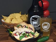 April 30, 2017 – Craftheads Brewing Company Flamango Blonde Ale with Salmon Tacos and Apple Salsa.  Taco this!  No fishing around!  Cinco de Mayo celebrations become complete with Crafthead's Flamango Blonde!  Salud!!     https://www.essexcountywineries.ca/april-30-2017-craftheads-brewing-company-flamango-blonde-ale-with-salmon-tacos-and-apple-salsa/