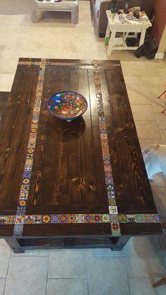 Talavera Farmhouse Table