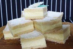 Grandma& heavenly good cream cake that is incredibly easy to .- Omas himmlisch guter Sahne-Kuchen, der unglaublich einfach ist Grandma& heavenly good cream cake that& incredibly easy Sweet Desserts, No Bake Desserts, Sweet Recipes, Baking Recipes, Cake Recipes, Cake Cookies, Cupcakes, Czech Recipes, Sugar Cake
