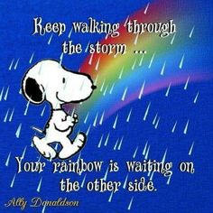 Too adorable.just to look at snoopy, dancing in a rain. Positive Quotes, Motivational Quotes, Funny Quotes, Inspirational Quotes, Charlie Brown Quotes, Charlie Brown And Snoopy, Peanuts Cartoon, Peanuts Snoopy, Phrase Cute