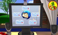 Juego didáctico para aprender a configurar adecuadamente una cuenta POP en el cliente de correo electrónico   Secundaria. Tecnología