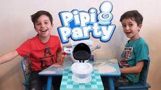 Pipi Party mit Challenge | Hasbro ❤️❤️❤️❤️ Wenn euch unsere Videos gefallen, freuen wir uns sehr über einen Daumen nach oben 👍 und ein Abo von euch (kostenlos): www.youtube.com/MakrisBros damit ihr keins unserer Videos verpasst. ❤️❤️❤️❤️