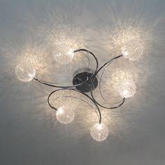 LEDシーリングライト 天井照明 照明器具 インテリア照明 現代的 G4-6灯 LED対応